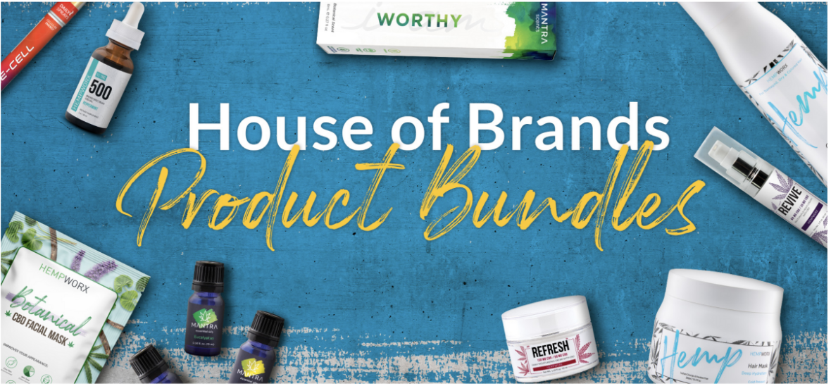 house of brands product bundles